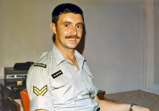 Martin Thompson in Vietnam