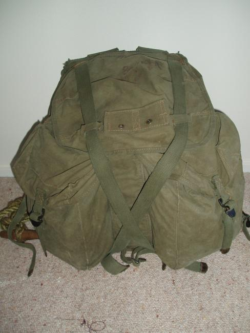 Norman Bookers ARVN pack