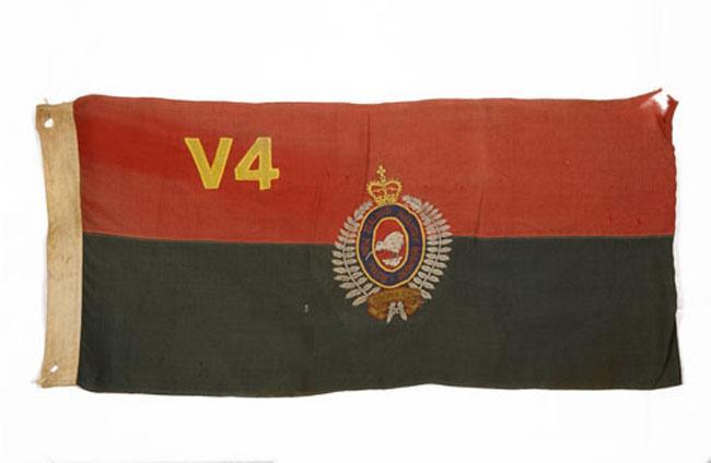 Victor 4 Company flag