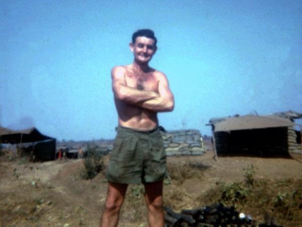 Gnr Walter Addison in Vietnam
