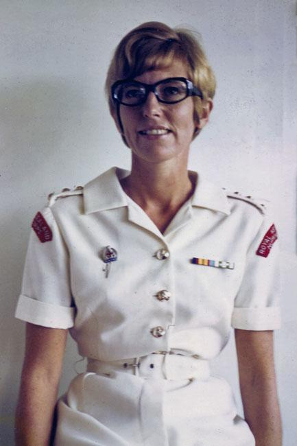 Claire Jacobson (1940-2007)