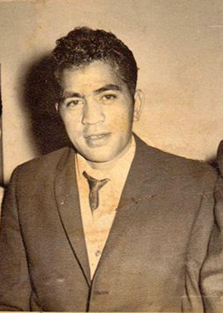 Hector Tipene, circa 1964