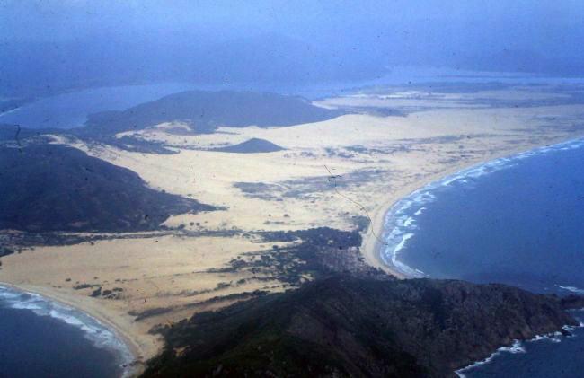 Vietnam coast south of Qui Nhon