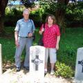 Ian & Colleen Graham at Terendak, 2009