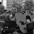 L5 pack howitzer gun - 161 Battery parade, 12 May 1971