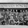 New Zealand Services Medical Team at Bong Son, 1969