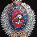 Royal New Zealand Infantry Regiment beret badge, circa 1966