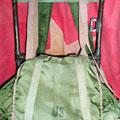 Vietnam rucksack worn by Major PJ Burtt, 1969