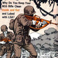 M16A1 rifle maintenance manual