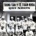 The Qui Nhoh Hospital painting team, circa 1973