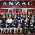 V2 Company reunion in Rotorua, 2010