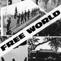 Free World Military Forces postcard