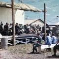 US 93rd EVAC Hospital at Long Binh - 1RNZIR Band Tour, 1969