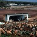 Soldiers watching concert at Luscombe Bowl, circa 1966-1967
