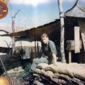 Gnr Brent Buchan at Nui Dat, circa 1968-1970