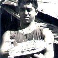 Gnr Tuk Akarana at Nui Dat, circa 1968