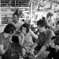 Happy Hour at the Kiwi Village in Qui Nhon, circa 1972