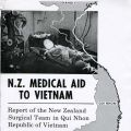 New Zealand Surgical Team report, 1966-1967