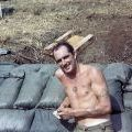 'Doc' Marshall, 161 Battery medic