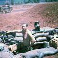 Don St. Bruno in Vietnam, circa 1969