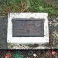 Peter Rauhihi's grave, 2008