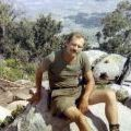 Richard Keirn in Vietnam, 1971