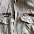 US Army shirt worn by Mark Murrah, circa 1970-1971
