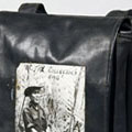 Viet Cong tax collectors bag