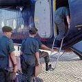 1RNZIR Band Tour Vietnam 1969 - Boarding Caribou aircraft