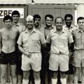 RNZAF supply flight staff, Singapore, 1971